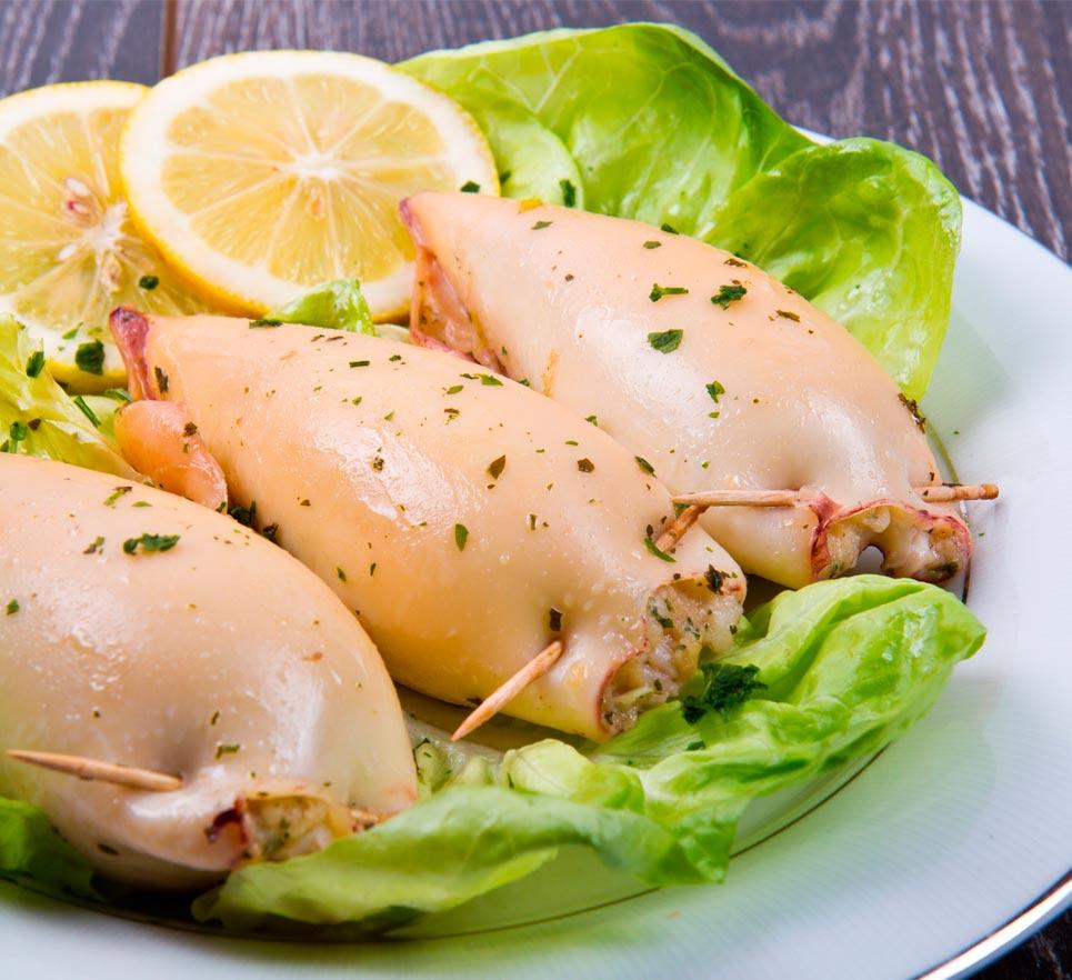 Блюда из кальмаров рецепты с фото пошагово железом купить